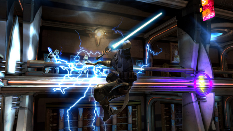Star Wars Force Unleashed II - screenshot 01