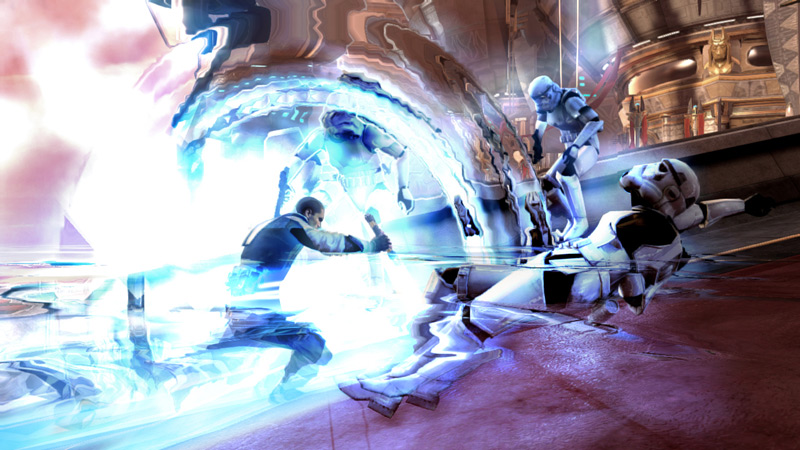 Star Wars Force Unleashed II - screenshot 03