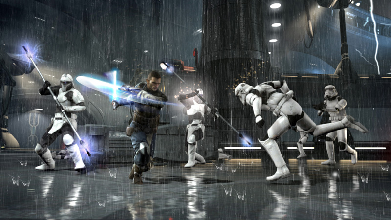Star Wars Force Unleashed II - screenshot 04