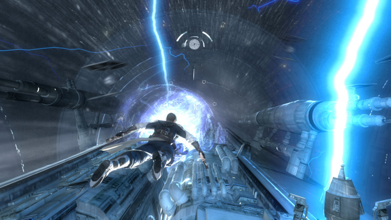 Star Wars Force Unleashed II - screenshot 05