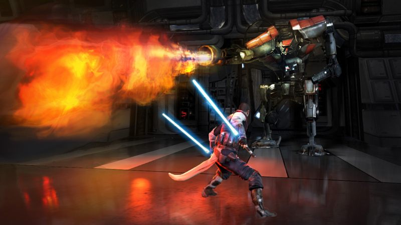 Star Wars Force Unleashed II - screenshot 06