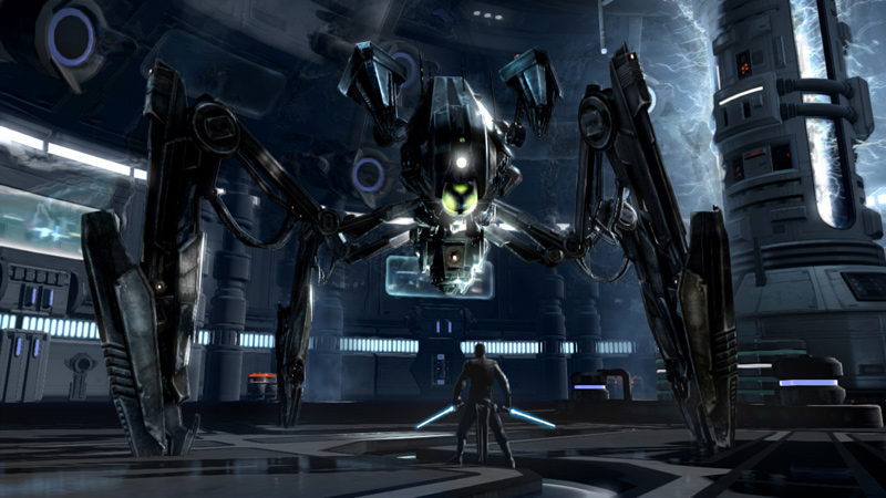 Star Wars Force Unleashed II - screenshot 02