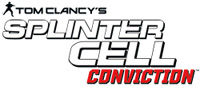 Tom Clancy's Splinter Cell: Conviction game logo