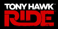 'Tony Hawk: Ride' game logo