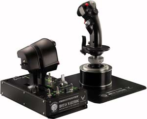 The Thrustmaster HOTAS WARTHOG Joystick