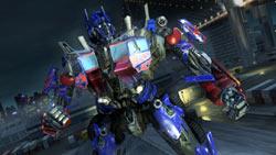 Optimus Prime from 'Transformers: Revenge of the Fallen'