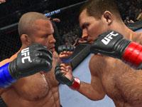 Standing game in UFC Undisputed 2010