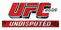 'UFC 2009 Undisputed' game logo