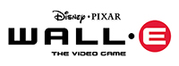 'WALL·E' game logo