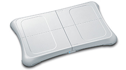 The Wii Balance Board