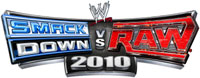 WWE SmackDown vs. Raw 2010 game logo