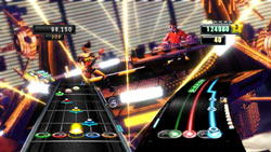DJ and Guitar mode in DJ Hero