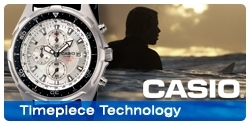 Casio - Timepiece Technology