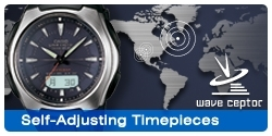 Waveceptor - Self-Adjusting Timepieces