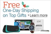 Free One-Day Shipping on Select Products
