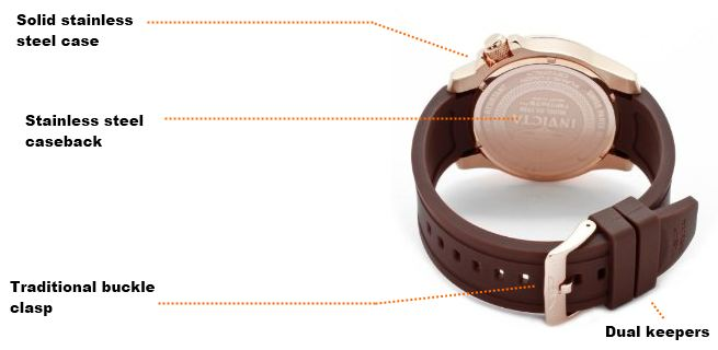Invicta Men's 1906 Specialty Collection Swiss Quartz Watch