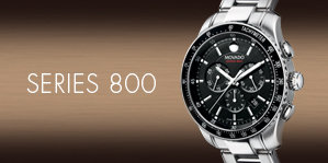 The Movado Series 800 Collection