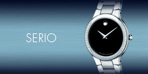 The Movado Serio Collection