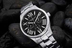 Stuhrling Men's Regent Multifunction Watch