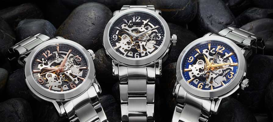 Stuhrling Men's Delphi Automatic Watches