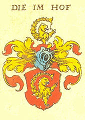 Coat of arms of Imhof