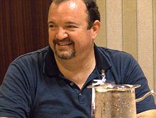 Tracy Hickman DragonCon 2006.jpg