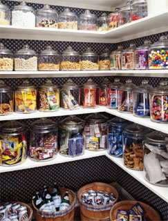 food pantry storage ideas