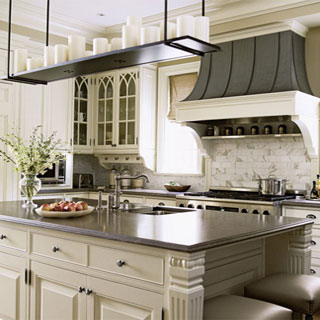 Beautiful kitchens better homes gardens decorating Beautiful kitchen images