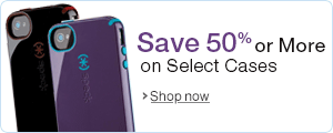50% Off Select Cases