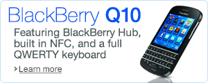 Get the BlackBerry Q10