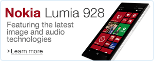 Get the Nokia Lumia 928 from Verizon Wireless