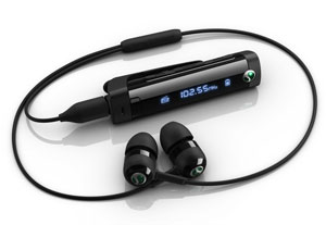 Sony Ericsson MW600 Headset with FM Radio