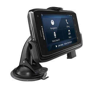 DROID 4 car dock dash