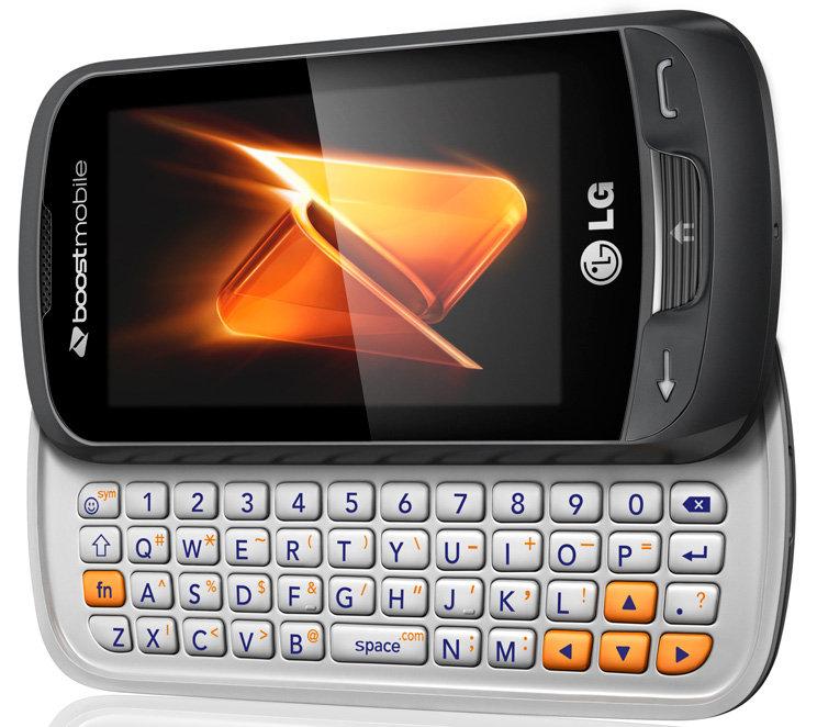 Amazon.com: LG Rumor Reflex Phone (Boost Mobile): Cell Phones