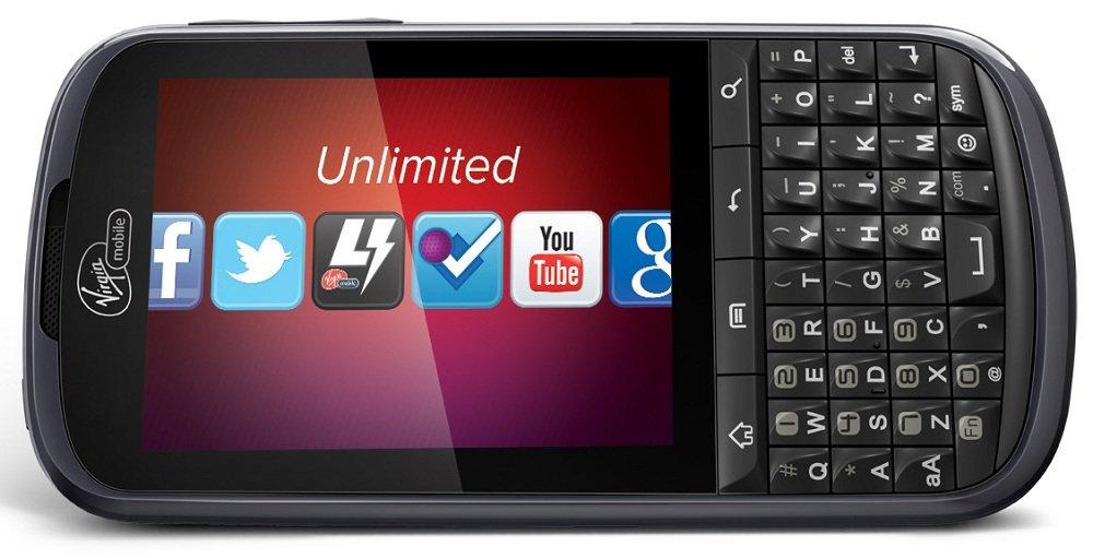 Amazon Com Pcd Venture Prepaid Android Phone Virgin