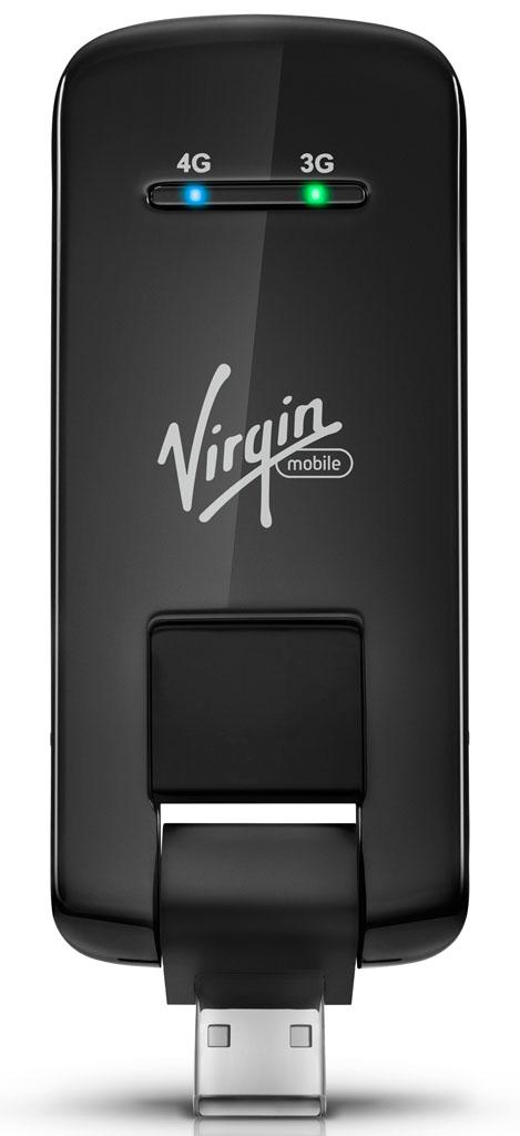Amazon.com: U600 3G/4G Prepaid USB Stick (Virgin Mobile): Cell Phones & Accessories