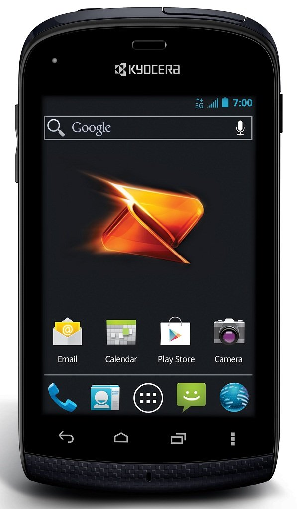 Amazon.com: Kyocera Hydro Prepaid Android Phone (Boost