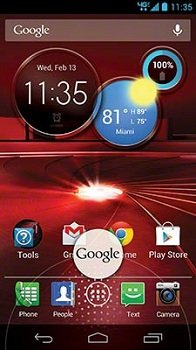 Homescreen jelly bean ss 11 21 12 Blackberry 9320 Curve Unlocked GSM Quad Band Smartphone with 3.2 MP Camera, Wi Fi, GPS and 7.1 Blackberry OS   No Warranty   Black
