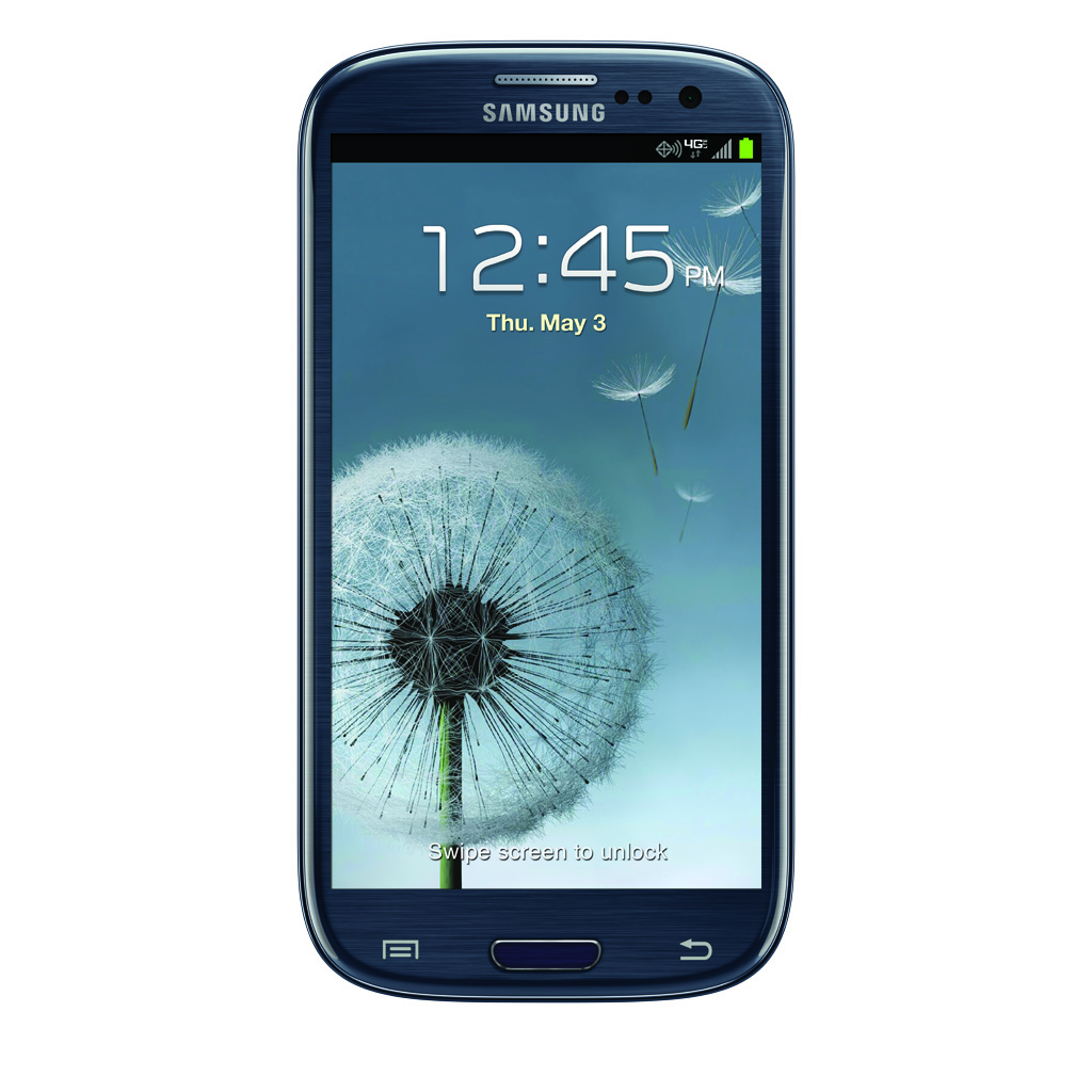samsung galaxy s3 blue 16gb verizon wireless cell phones accessories. Black Bedroom Furniture Sets. Home Design Ideas