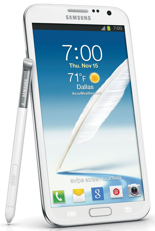 Amazon.com: Samsung Galaxy Note II, White 16GB (Sprint): Cell Phones