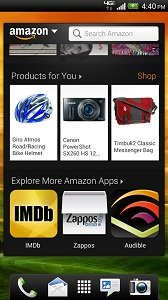Amazon app suite