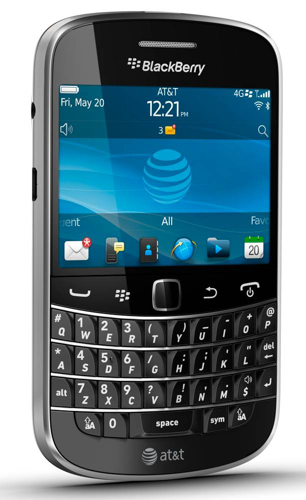 Amazon.com: BlackBerry Bold 9900 Phone (AT&T): Cell Phones