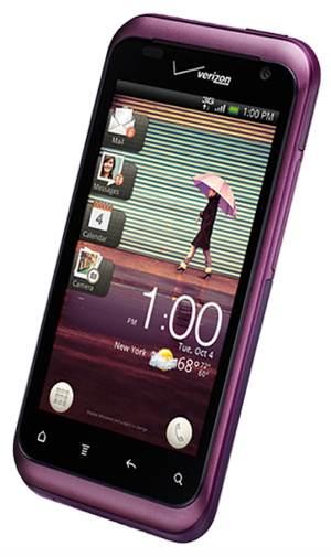 Amazon.com: HTC Rhyme Android Phone (Verizon Wireless): Cell Phones