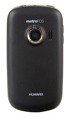 Huawei M835 rear