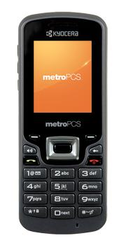 Metro PCS Kyocera Phones