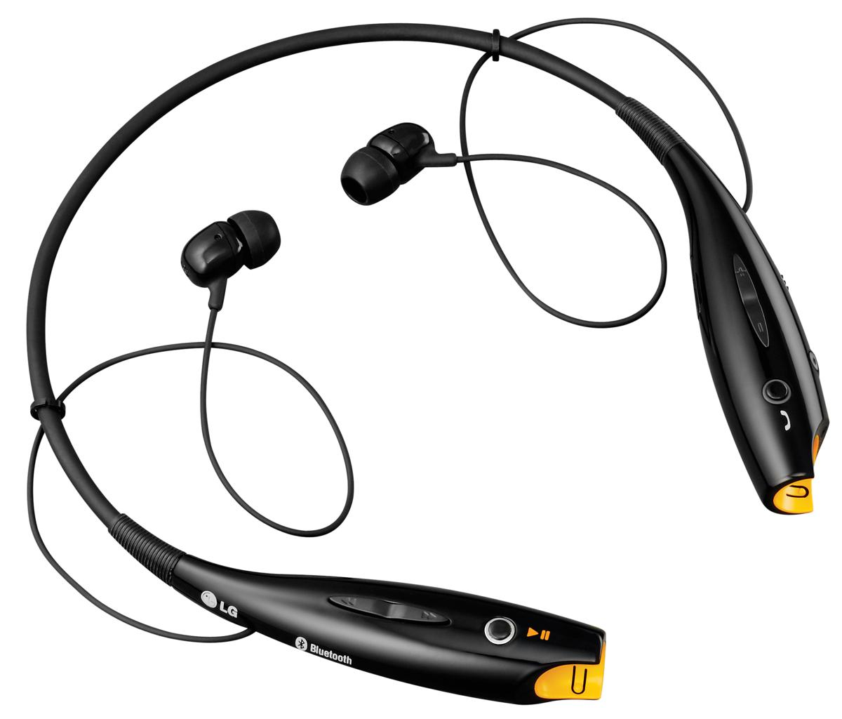 LG Tone Wireless Bluetooth Stereo Headset