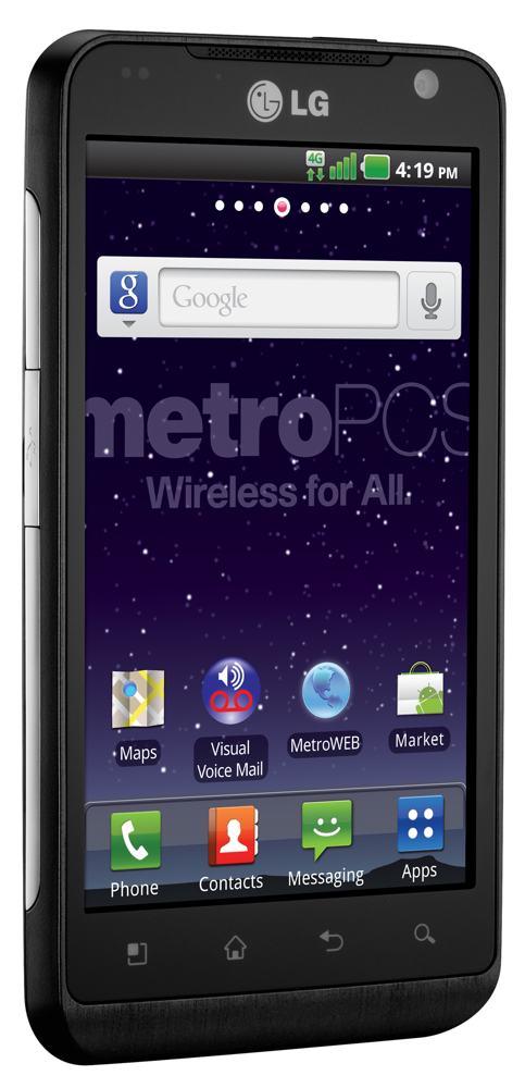 Amazon.com: LG Esteem 4G Prepaid Android Phone (MetroPCS): Cell Phones
