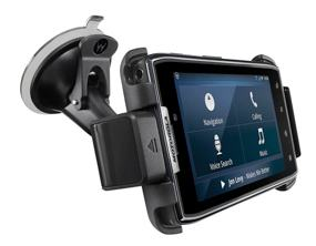 DROID RAZR car dock window