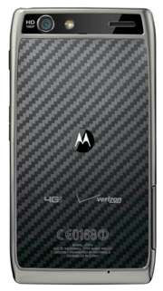 motorola droid razrmaxx veriz 2 rear sm Motorola DROID RAZR MAXX 4G Android Phone, Black 32GB  (Verizon Wireless)