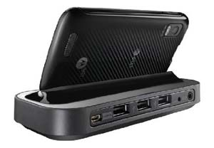 Motorola Atrix HD Dock